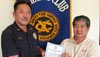 "The Aloha Exchange Club of East Hawai'i recognized Puna Patrol Officer Kenneth Ishii on Thursday (April 22) as ""Officer of the Month"" for April.