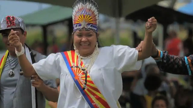 Video from the Powwow held in Hilo over the Memorial Day weekend at Wailoa River State Park.