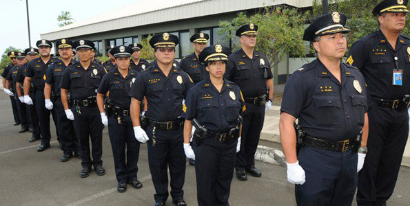 Four slain Big Island officers remembered during 'Police Week'