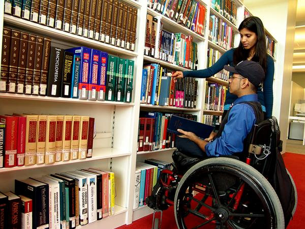 This day marks the 20th anniversary of the signing of the Americans with Disabilities Act, which guarantees equal opportunity for people with disabilities in public accommodations, commercial facilities, employment, transportation, state and local government services and telecommunications.