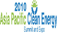 More than 1,200 local, national, and international participants are expected to attend the 2010 Asia-Pacific Clean Energy Summit and Expo from Aug. 30-Sept. 2 at the Hawaii Convention Center in Honolulu.