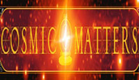 Cosmic Matters: A mirror's perfect reflection