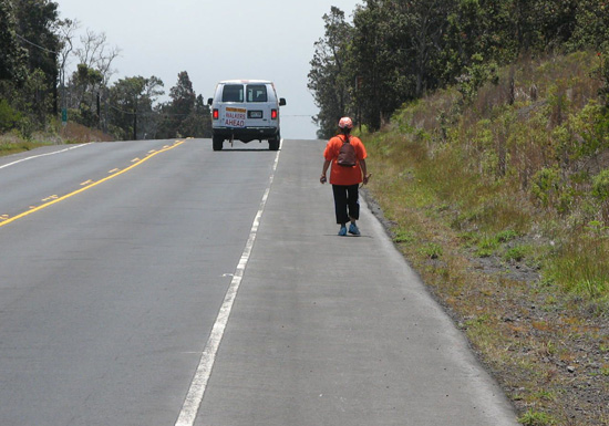 Lovato expected to finish 240-mile trek Monday morning