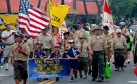 Kona July 4th parade seeking entries