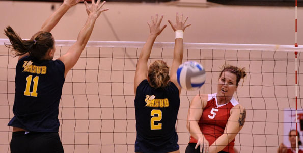 UH-Hilo Lady Vulcans took Montana State University-Billings 3-1 at the Vulcan Classic Volleyball tournament in Hilo. Box score from the match.