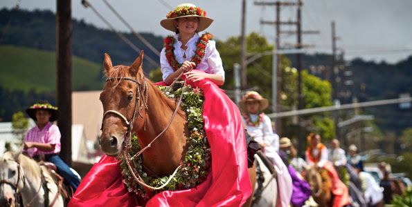Images from the Hawaii Island Festivals celebration in Waimea town on the Big Island Saturday (Sept 18).