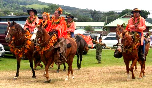 The 35th Annual Waimea Paniolo Parade and Ho'olaule'a this Saturday (Sept 18) will spotlight this upcountry ranching community's paniolo heritage with an all day celebration.