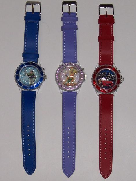 About 1,200 Children's Light-up Watches are recalled. The watch battery current interacting with nickel in the watch's stainless steel back can cause skin irritation and/or burning sensations to children who are allergic to nickel. The firm has received six reports of children receiving skin irritation or burning sensations while wearing the watch.