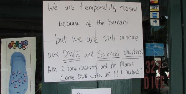 Majority of losses on Big Isle; governor seeks disaster declarations from Obama, SBA