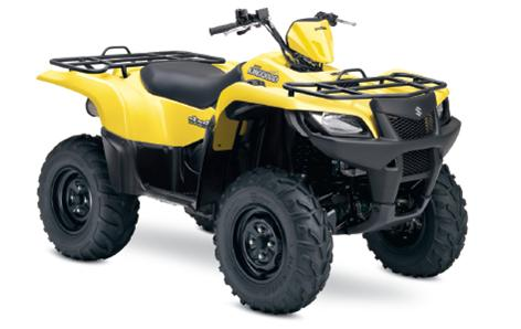 Some KingQuad ATV's plastic fuel tanks were improperly manufactured and can develop a fuel leak, posing a fire hazard. American Suzuki has received 19 reports of fuel leaking from the recalled ATVs. No injuries have been reported.