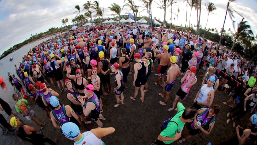 Mayor Billy Kenoi completes first Big Island race in under 4 hours; hundreds raise funds through Team In Training