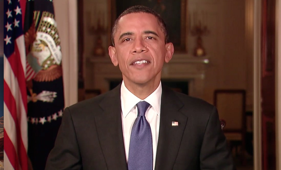 President Obama's remarks on averting a government shut down