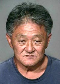 A North Kohala man has been charged with methamphetamine trafficking and other offenses. On Friday (April 1), officers from the Area II Vice Section served a search warrant at the Kapa'au home of 58-year-old Kenneth Tomomitsu. Officers recovered 94.7 grams of packaged methamphetamine and associated paraphernalia, including digital scales and associated paraphernalia.