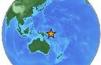 6.5M earthquake in Papua New Guinea, no tsunami threat to Hawaii