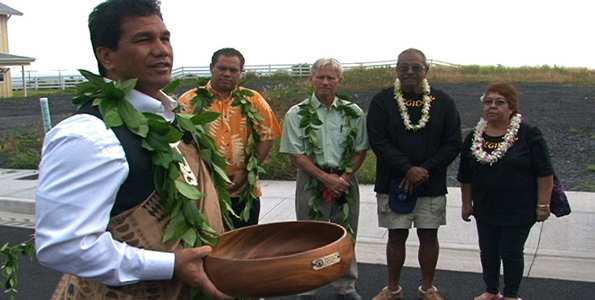 DHHL, Armstrong Builders celebrate new homesteaders moving into Villages of Lai Opua