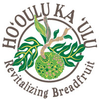 The Hawaii Homegrown Food Network, Breadfruit Institute of the National Tropical Botanical Garden, Amy B.H. Greenwell Ethnobotanical Garden and Donkey Mill Art Center are presenting the Ho'oulu ka 'Ulu – Revitalizing Breadfruit in Hawai'i Art Contest.