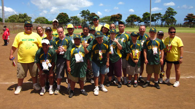 Special Olympics West Hawaii traveled to Oahu May 27-29 to compete in the 2011 State Summer Games.