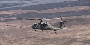 HAMET exercises at Pohakuloa Training Area. Photo by Big Island Video News