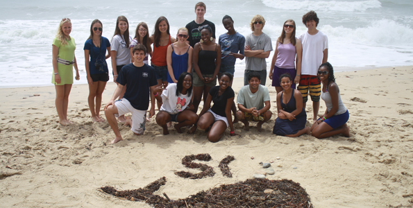 Kona student joins leadership summit on Martha's Vineyard
