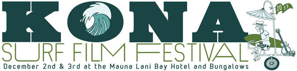 Kona Surf Film Festival set to be epic (Dec. 2-3)