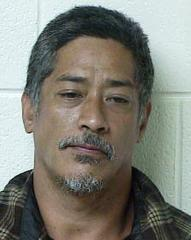 Big Island police are searching for a 45-year-old Puna man wanted on two bench warrants.   Erbin Gamurot of Pāhoa is wanted for contempt of court in shoplifting and traffic citation cases.   He is described as a local male, 5-foot-10, 185 pounds with brown eyes, salt-and-pepper hair and possibly a mustache and goatee.
