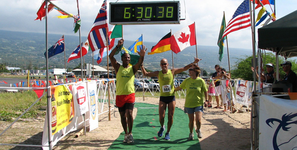 Fifth world title for Brazilian athlete; second consecutive win for Nevada nurse