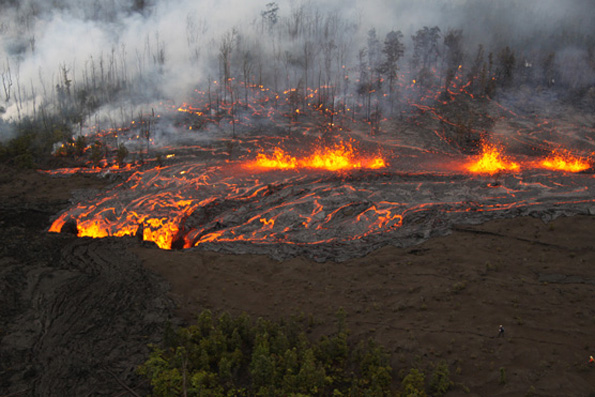 'After Dark in the Park' to focus on volcanic highlights from 2011 (Jan. 3)