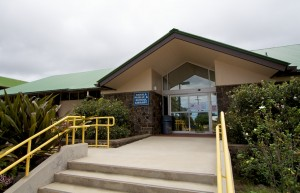 Pahala Public and School Library. Hawaii 24/7 File Photo