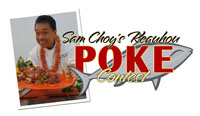 Sam Choy's Keauhou Poke Contest (March 18)