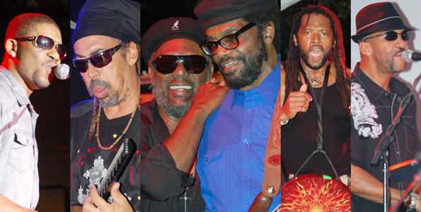 "Iconic reggae band re-records ""Irie Eyes"" with Hawaii artist Paula Fuga"