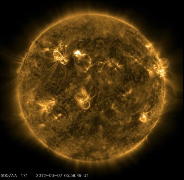 Photo courtesy of NASA/SDO/AIA
