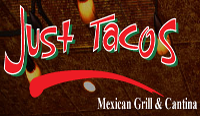 Just Tacos Mexican Grill & Cantina grand opening (March 23)