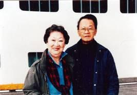 Beatrice and Ralph Lau