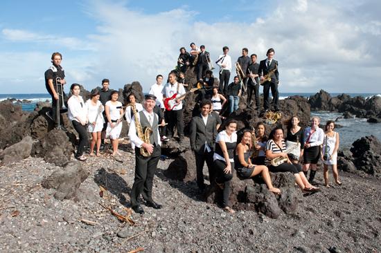 Honokaa Jazz Band plans 'Big City Tour'