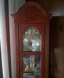 Odyssey Curio Clock