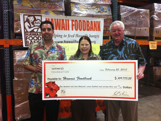(Photo courtesy of Safeway Hawaii)