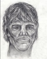 Two-dimensional facial reconstruction of unidentified body found at Higashihara Park last summer