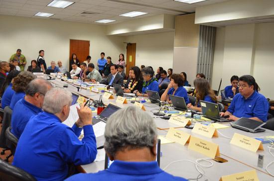 (Photo courtesy of Hawaii Senate Majority)