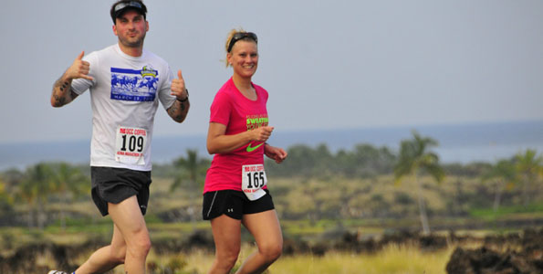 (Photo courtesy of Kona Marathon)