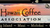 Hawaii Coffee Association bug