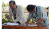 NAOJ & NAOC sign TMT Master Agreement (photo courtesy of Thirty Meter Telescope)