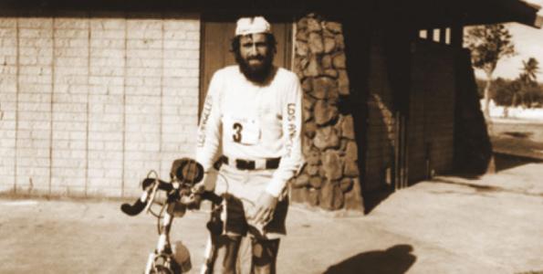 Bob Babbitt, circa 1980. (Photo courtesy of Ironman)