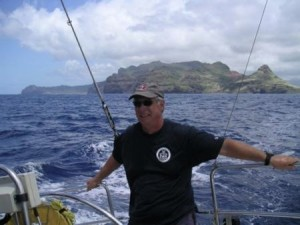 "The Coast Guard asks for assistance in locating 60-year-old Greg Stephanoff last seen departing Ala Wai boat harbor on his 42-foot Catalina sloop, ""C:DRIVE."""