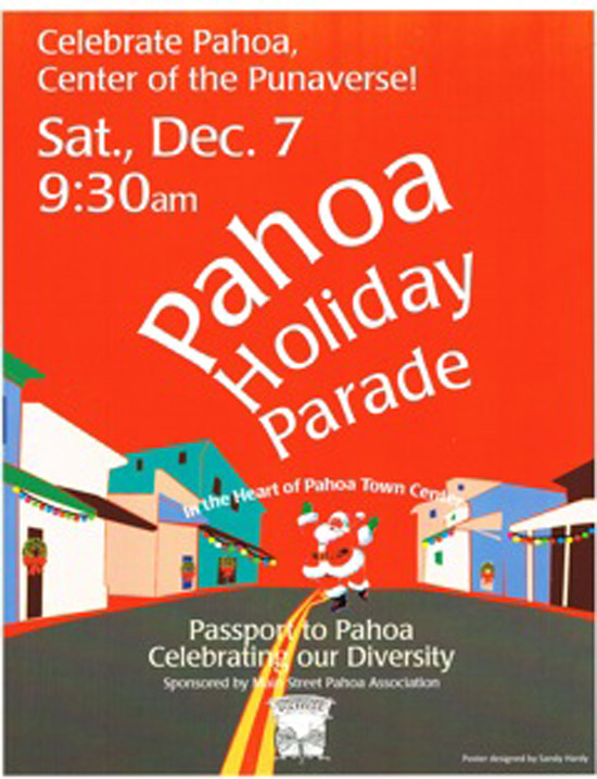 PahoaHolidayParade2013