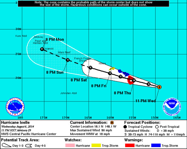 20140806-2300HST-Hurricane-Iselle-track