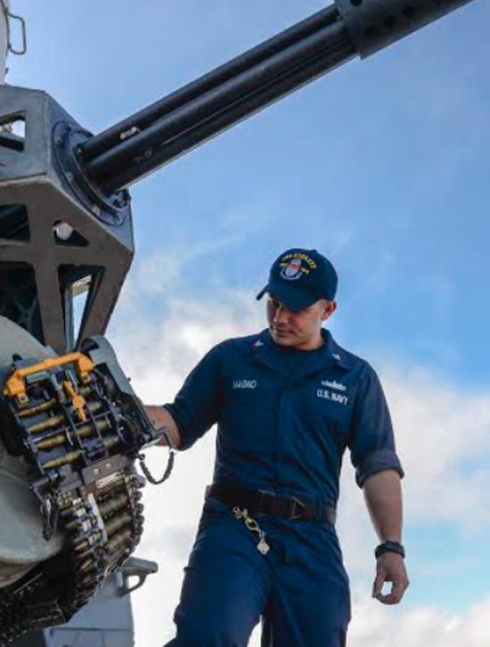 (Photo courtesy Mass Communication Specialist 3rd Class Eric Coffer | U.S. Navy)