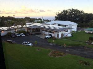 North Hawaii Education and Research Center. Hawaii 24/7 File Photo