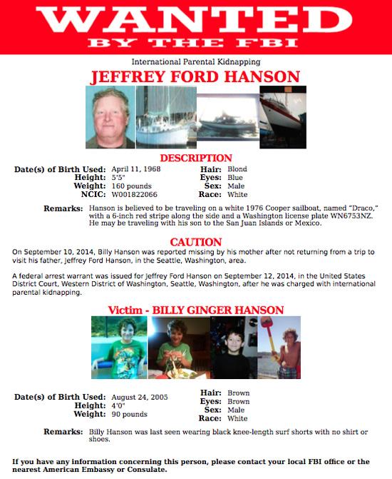 FBIWantedHanson