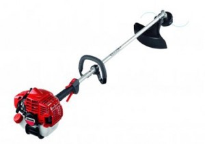 Ten weed whackers similar to this were stolen from the Panaʻewa zoo.