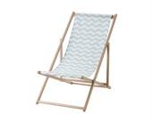 Recalled IKEA beach chair chevron design.